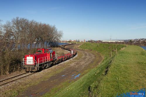 6512 db cargo belgium z65401 ligne 214 trilogiport hermalle sous argenteau 18 decembre 2020 laurent joseph www wallorail be b