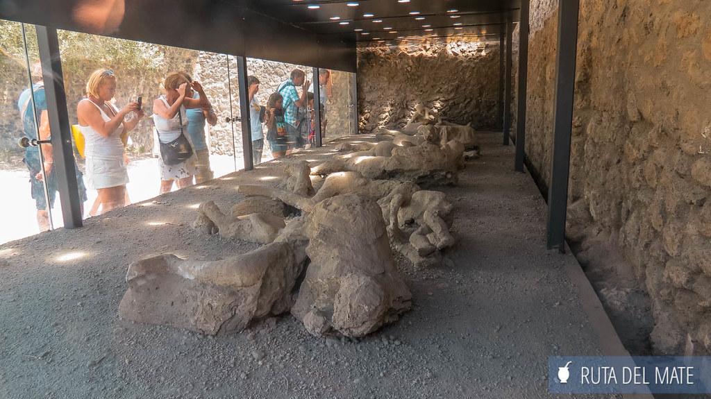 Visitar Pompeya