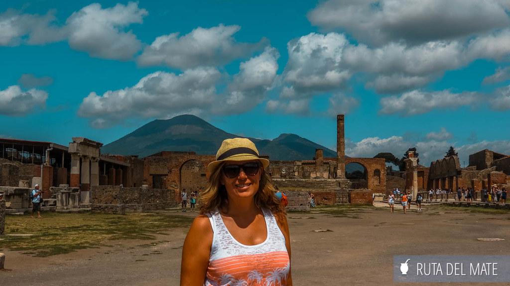 Visitar Pompeya: el foro