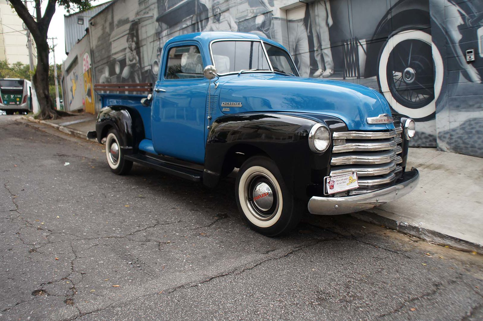 Chevrolet 1950 Pick-up 3100