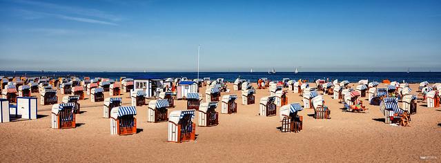 Strandkorbmeer