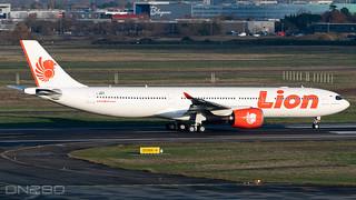 Lion Air A330-941N msn 1978 F-WWYG / PK-LER