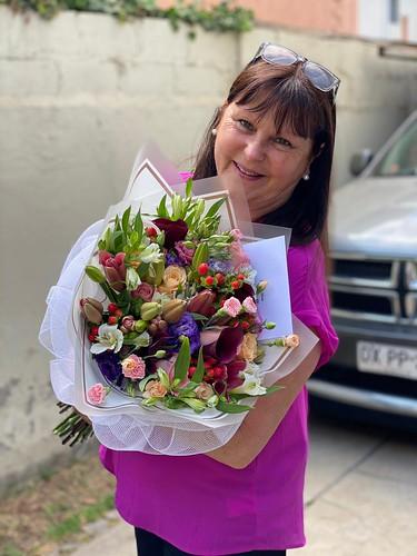 Jubilación Alexia Valck