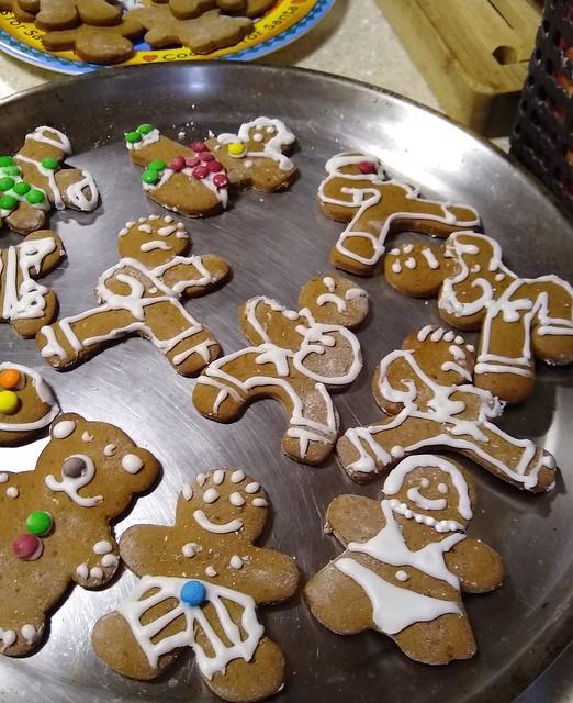 Ninja-bread cookies