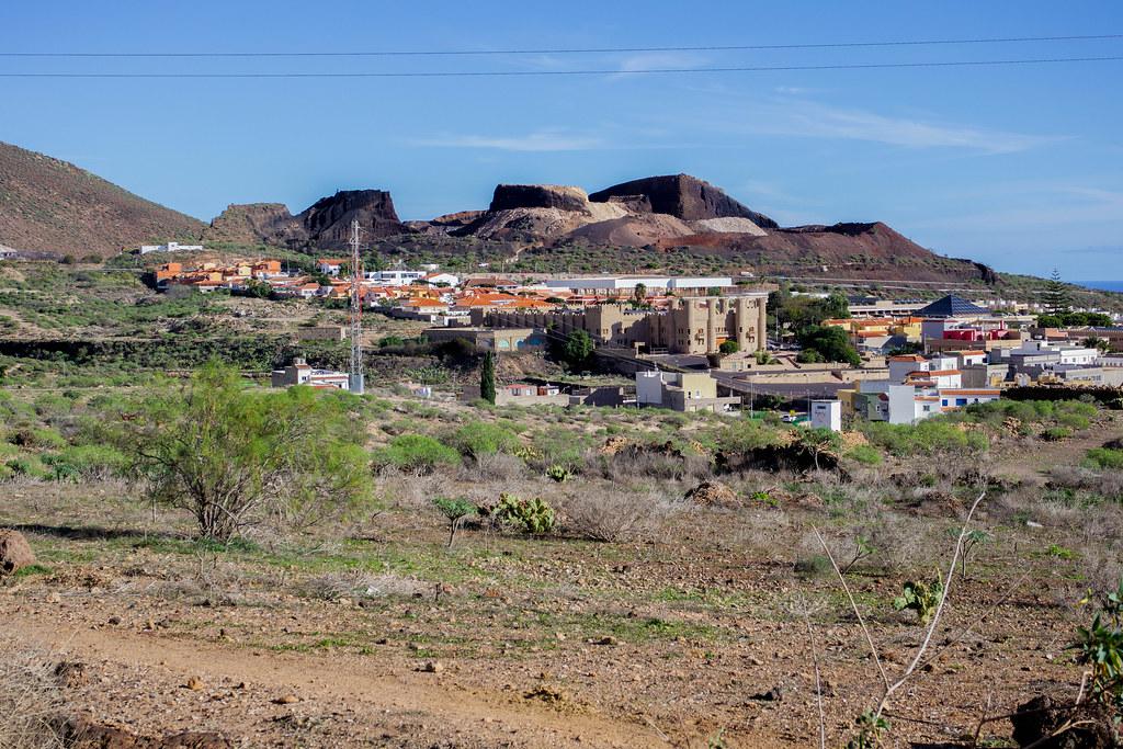Castillo de San Miguel de Abona en Tenerife