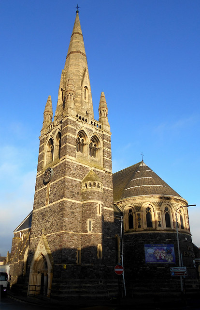 The former St Marks church  Belgrave Gate  Leicester   171220