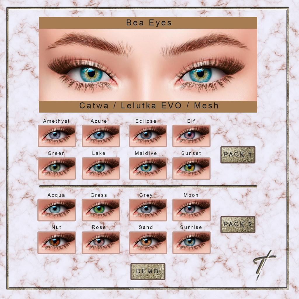 Tville – Bea Eyes
