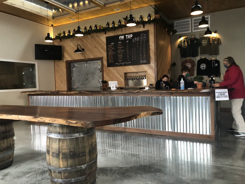 Cacapon Brewing Co