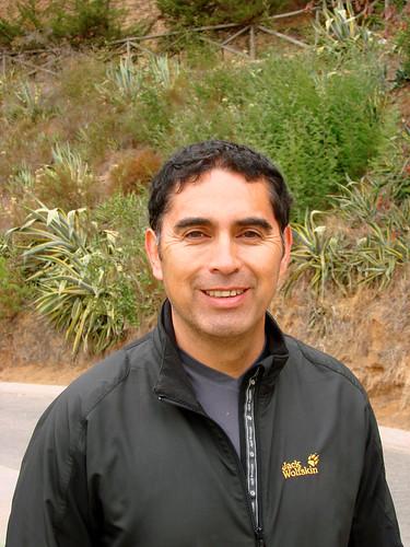 30 años en el Colegio - Profesor Carlos Zúñiga