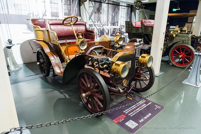 Fiat 16/20 HP Phaeton - 1903