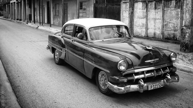 CUBA Morón IX *explored*