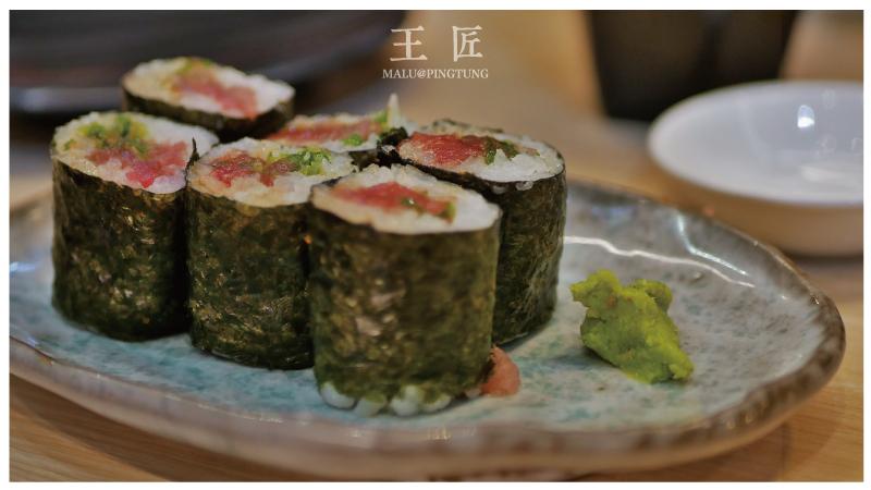 東港王匠黑鮪魚生魚片日本料理-12
