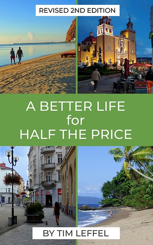 A Better Life for Half the Price: How to Thrive on Less Money in the Cheapest Places to Live