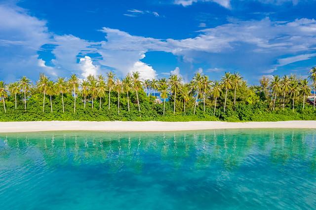 Island reflection
