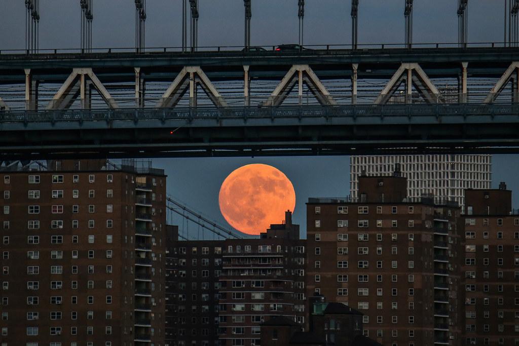 Full Moon Rising #11