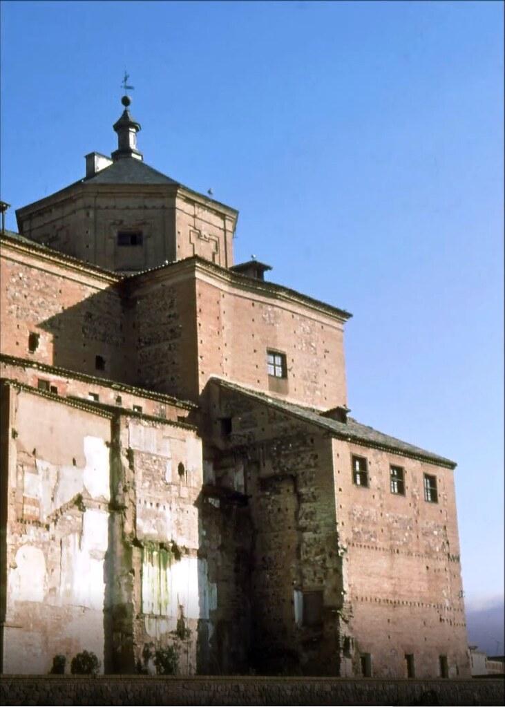 Iglesia de San Marcos en Toledo el 30 de diciembre de 1977. Fotografía de Peter Laurence