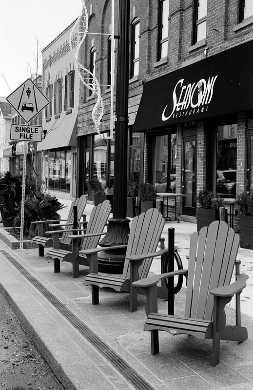 Seasons Outdoor Chairs