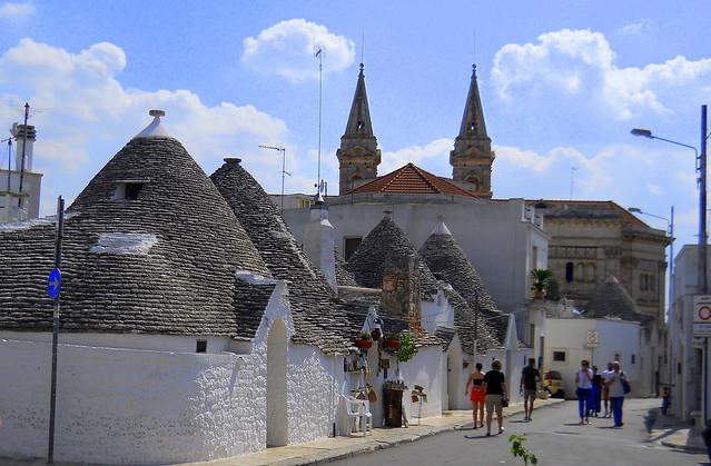 Alberobello. Puglia.Italia..Expl.