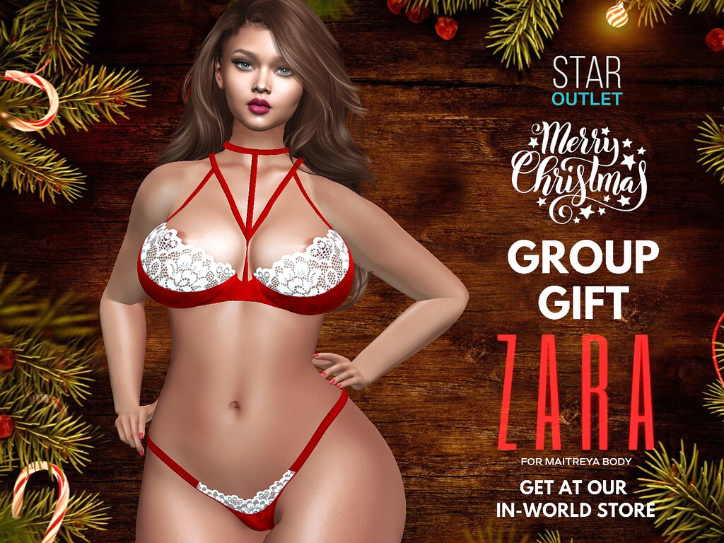 Star Outlet Group Gift for the Holiday Season @Inworld Store