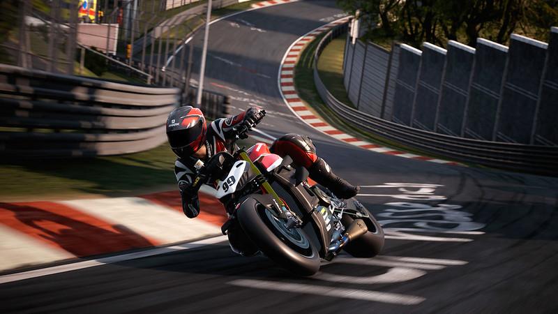Ducati V4 S Naked – Racing Modified (2020)