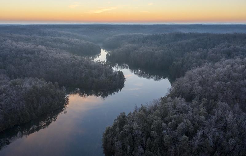 Meadow Creek Lake, Meadow Creek Park, Putnam County, Tennessee 3