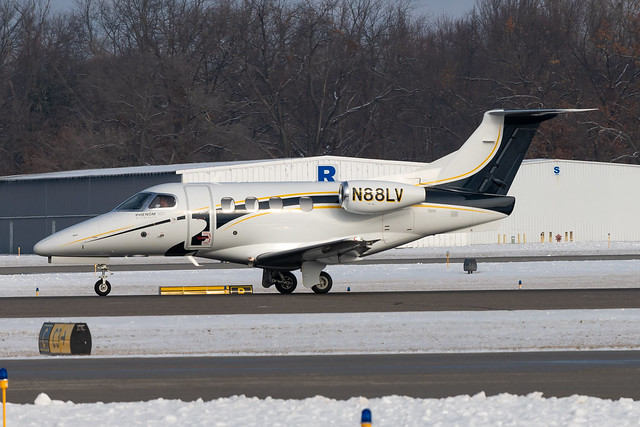 N88LV Embraer EMB-500 Phenom 100 50000299 KPTK