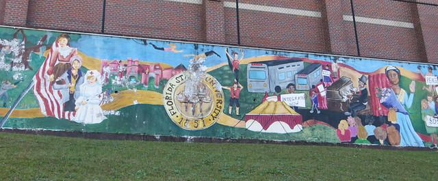 50734250736 63012056e9 z FSU Timeline Mural Part 2