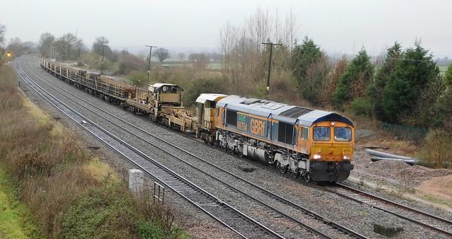 66754 - Elford Loop, Staffordshire
