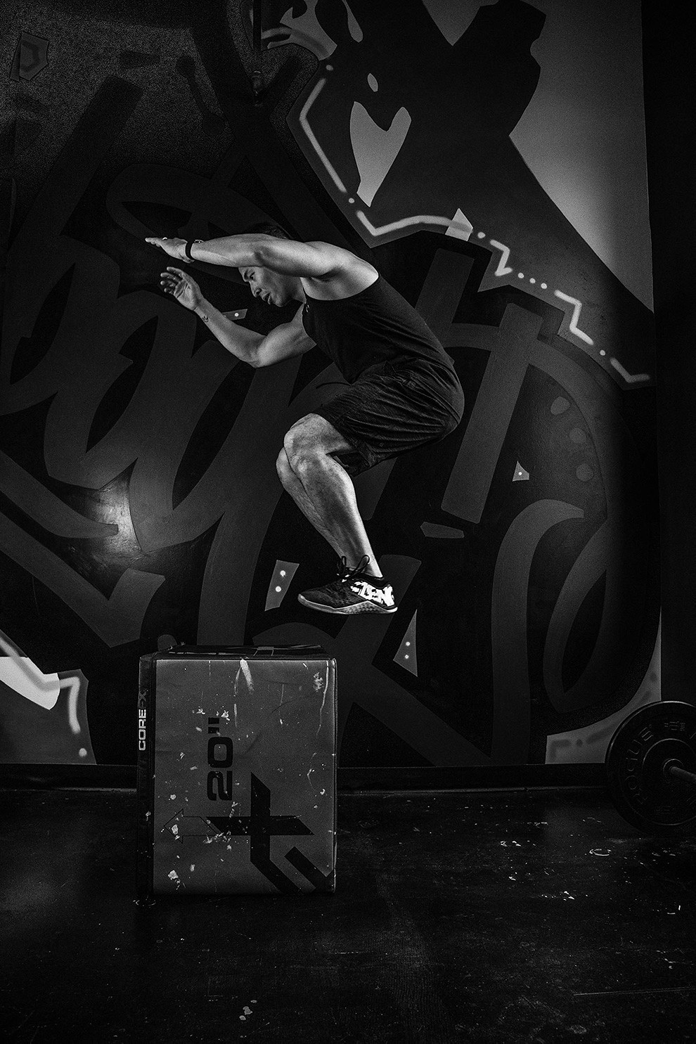 Eric Zeng up flying