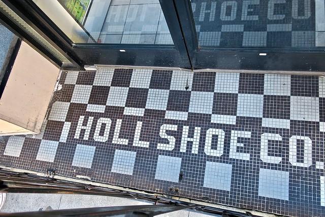 Holl Shoe Co., San Francisco, CA