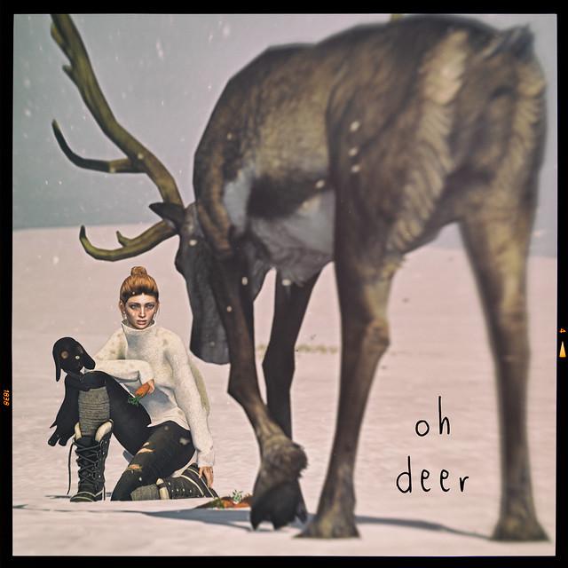 [ oh deer ]