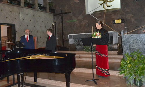 Recital Lírico - Festival de Música