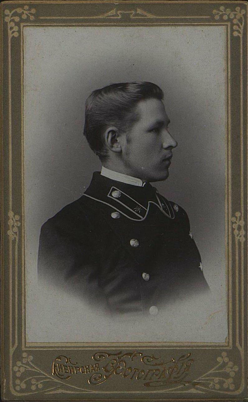 08. Важенин Павел Иннокентьевич, телеграфист. 1906