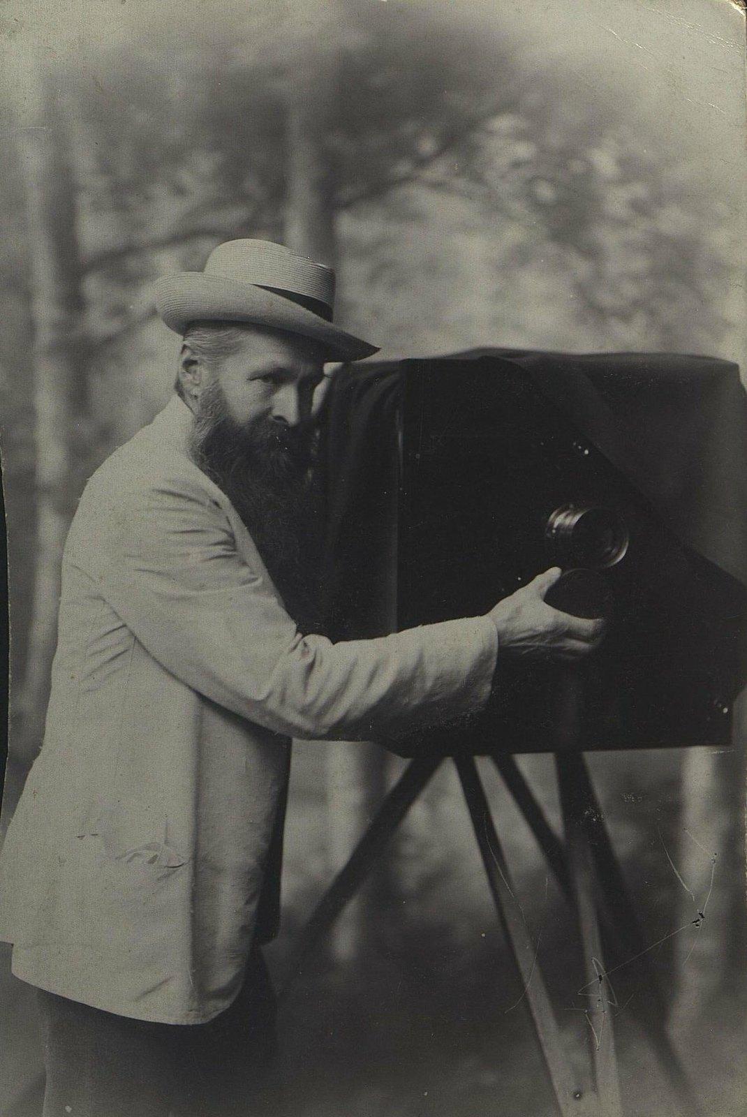 01. Мамонов Дмитрий Николаевич, фотограф. 1900-е