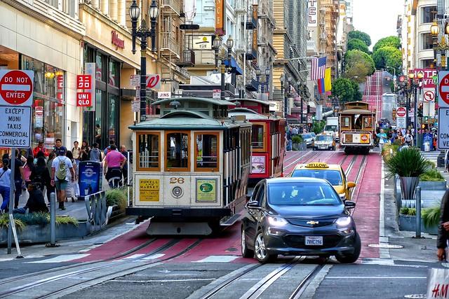 Powell St. San Francisco