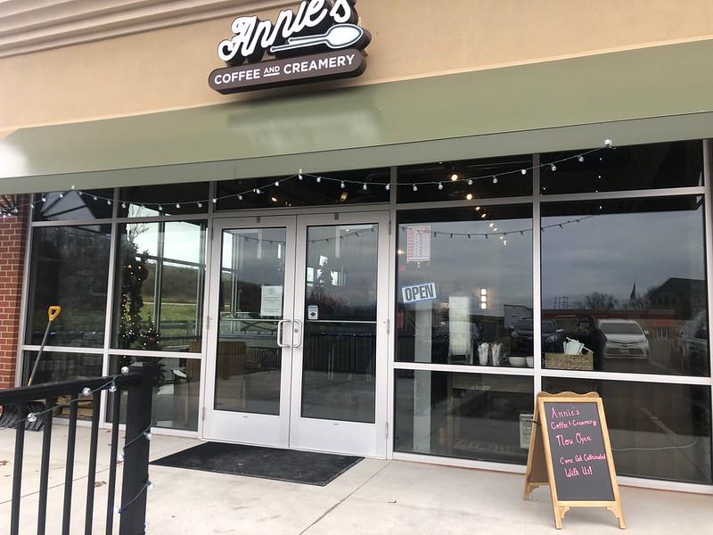 Annie's coffee