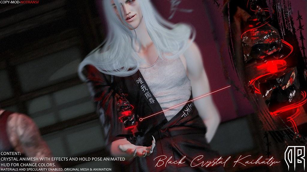Black Crystal Kaihatsu