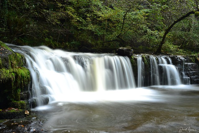 Waterfall Country Brecon Becons