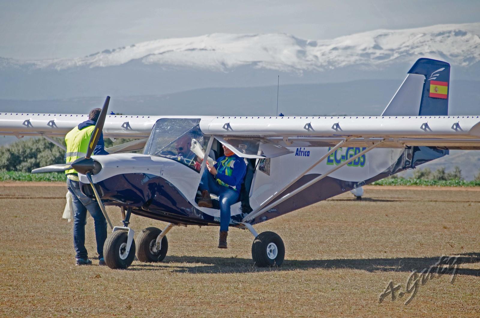Ronda Aerea 2017 Aerodromo de Astorga (103)