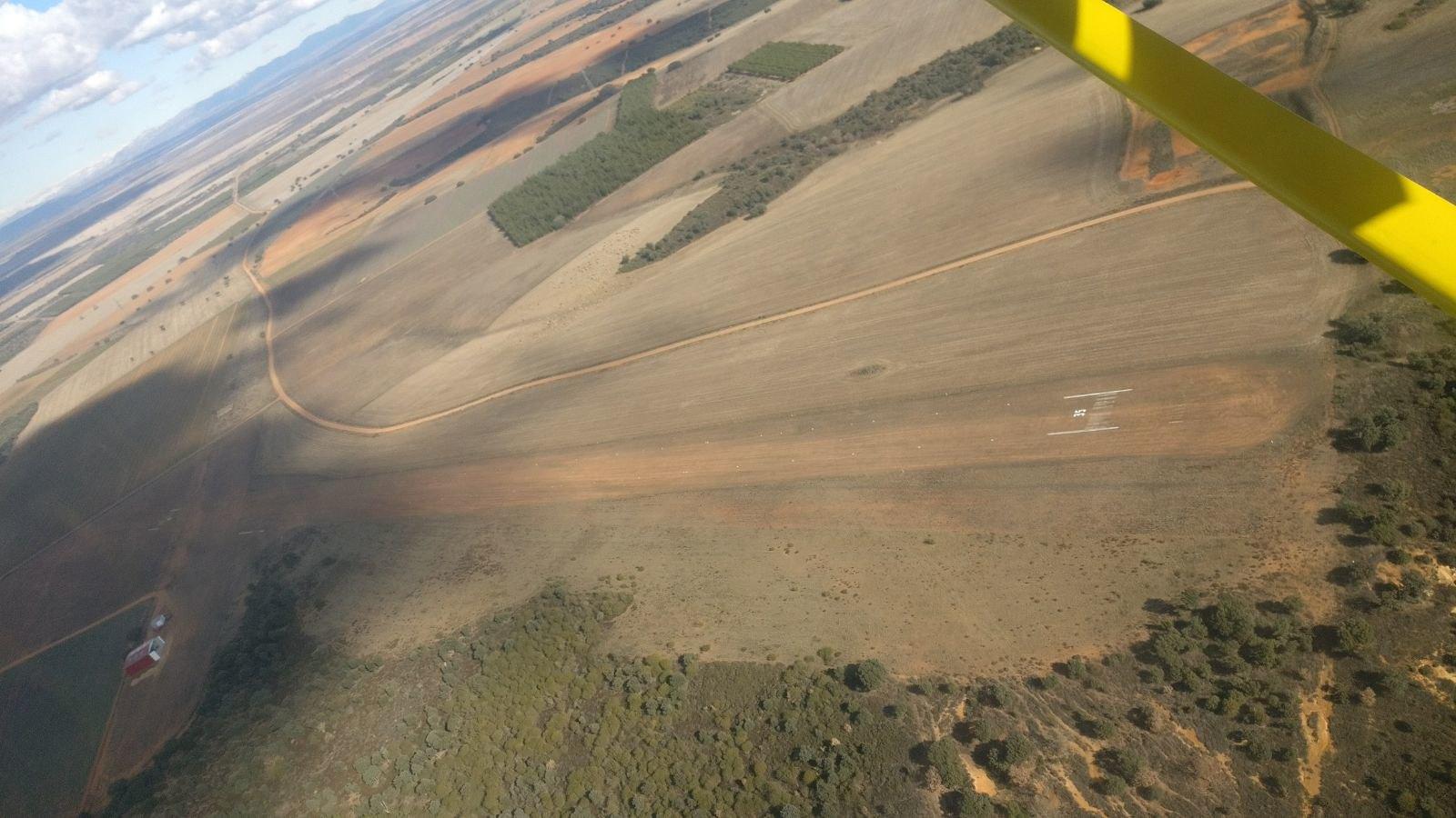 Vuelo KitFox Vista Aerea Aeródromo de Astorga (23)