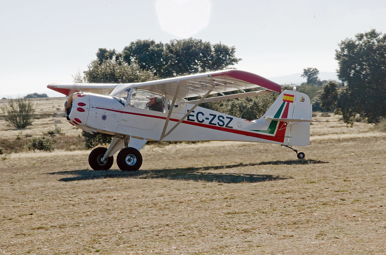 Vuelo Roberto Jabiru UL-450 Aerodromo Kitfox vuelo Astorga (129)