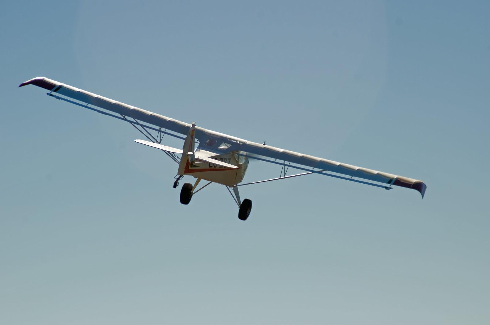 Vuelo Roberto Jabiru UL-450 Aerodromo Kitfox vuelo Astorga (144)