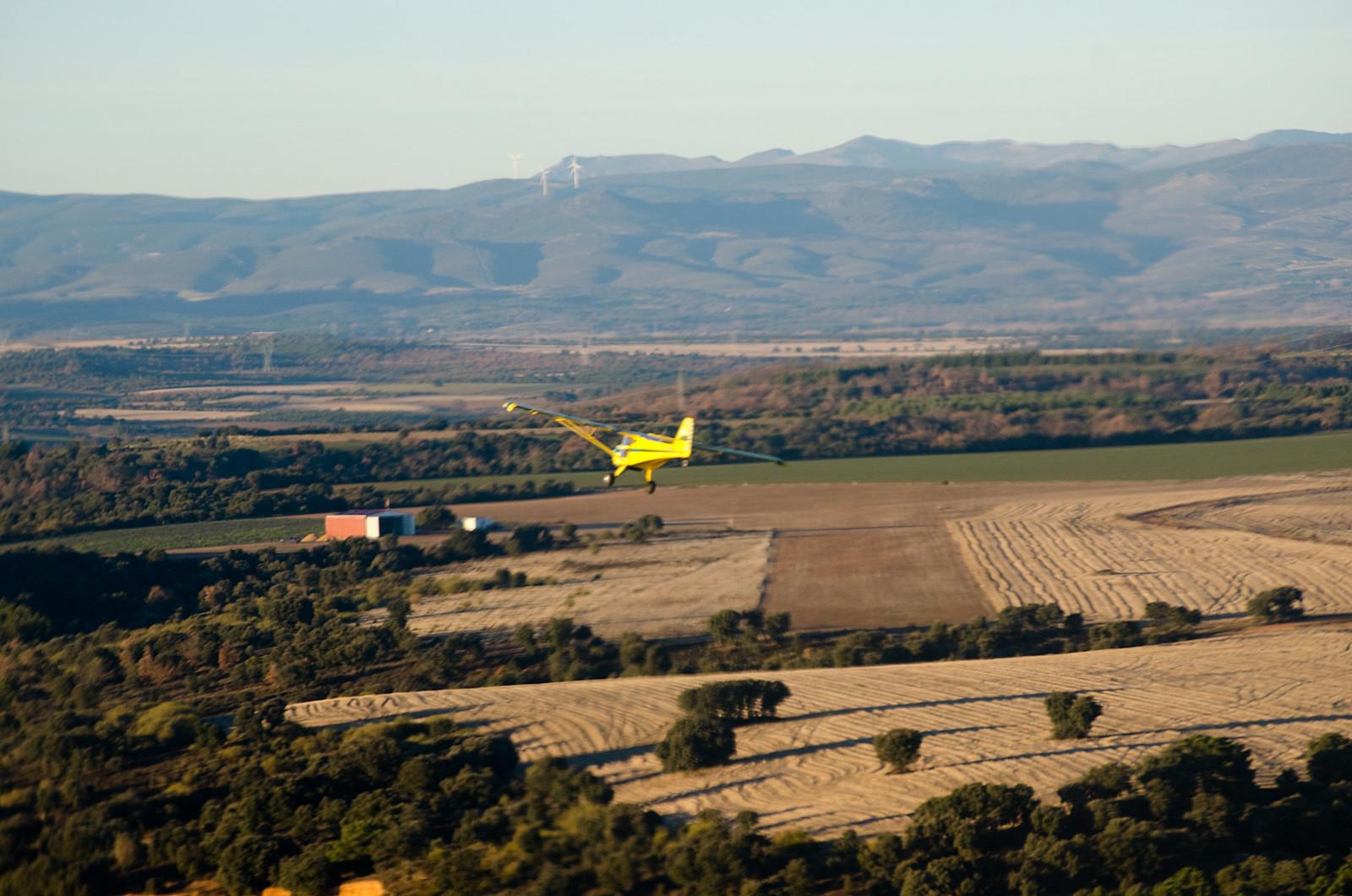 Vuelo Roberto Jabiru UL-450 Aerodromo Kitfox vuelo Astorga (83)