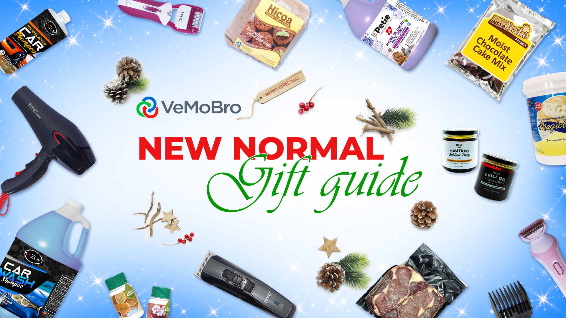 New Normal Gift Ideas Vemebro PhilippinesNew Normal Gift Ideas Vemebro Philippines