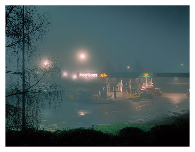 Fog and fuel