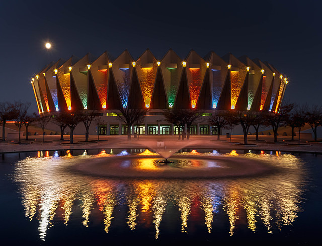 Night at the Coliseum