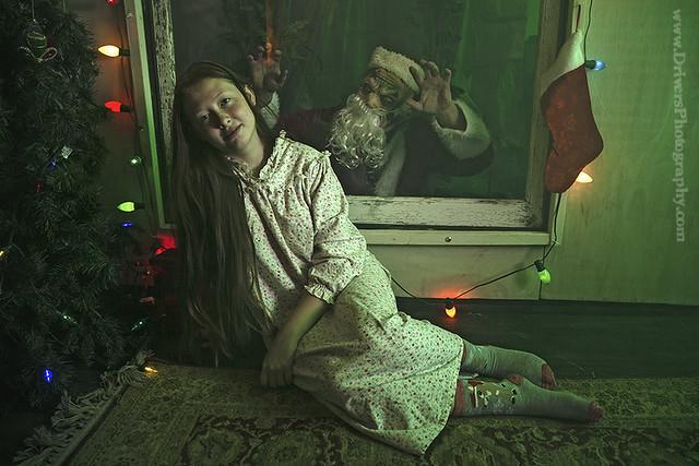 """Melinda Hicks in """"Covid Christmas"""""""