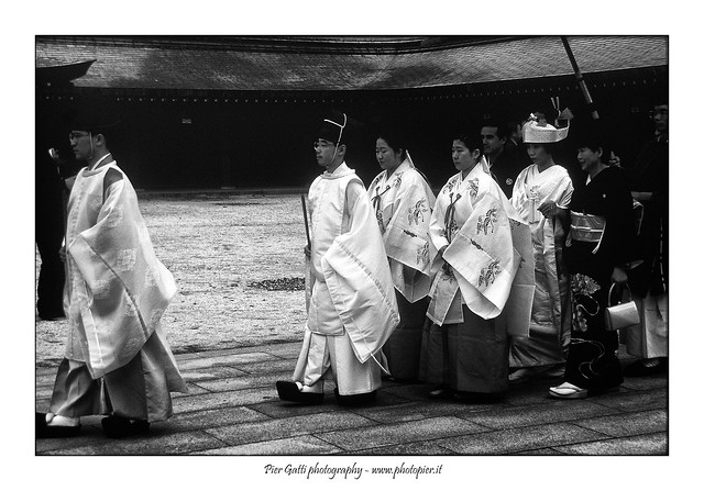 Sposarsi a Tokyo - Getting married in Tokyo