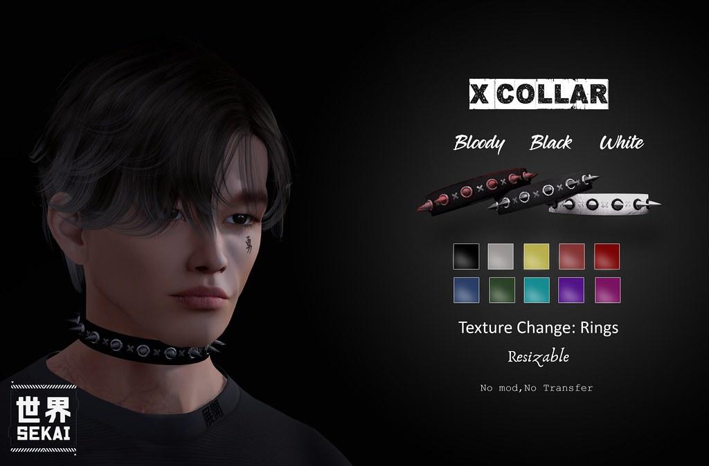 +SEKAI+ X Collar – 101L Event – [NEW]
