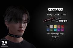 +SEKAI+ X Collar - 101L Event - [NEW]